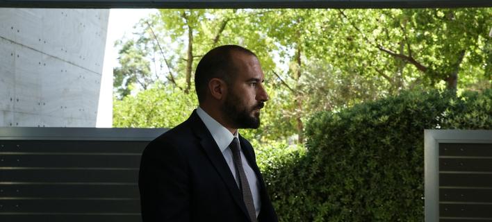 Δημήτρης Τζανακόπουλος, Φωτογραφία: sooc