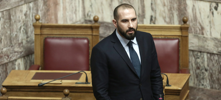 Δημήτρης Τζανακόπουλος, Φωτογραφία: Intimenews