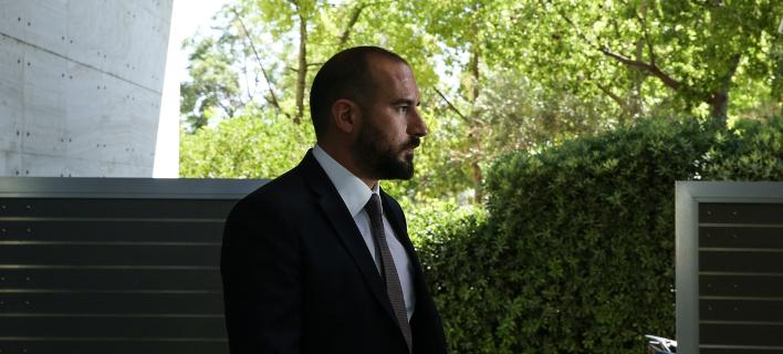 Δημήτρης Τζανακόπουλος /Φωτογραφία: George Vitsaras / SOOC