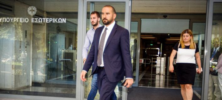 Τζανακόπουλος: Η δημοσκοπική διαφορά υπάρχει μόνο στη φαντασία του κ. Μητσοτάκη και των αυλικών του