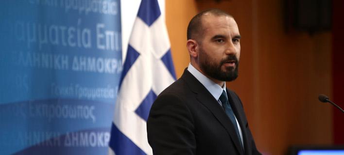 Δ. Τζανακόπουλος: Δεν θα αποδεχθούμε θεωρίες «γκρίζων ζωνών» στο Αιγαίο -Φωτογραφία: Intimenews