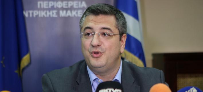 Τζιτζικώστας: Να ζητήσει η κυβέρνηση την αντικατάσταση του Νίμιτς