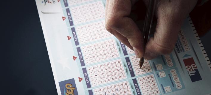 Φωτογραφία: Eurokinissi/ Τζόκερ: Ενας τυχερός κέρδισε 600.000 ευρώ