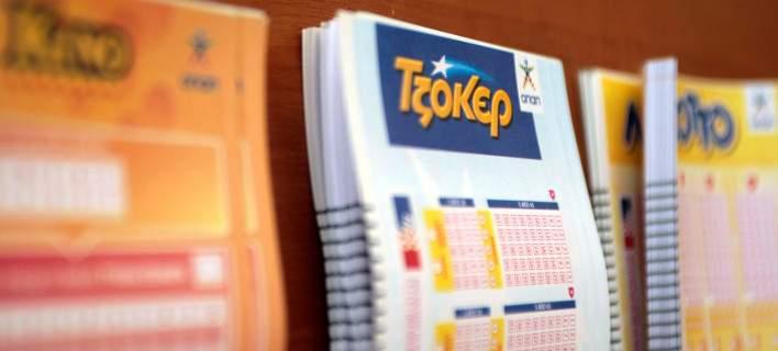 Νέο τζακ ποτ στο Τζόκερ -Μοιράζει την Κυριακή 7,6 εκατ.ευρώ