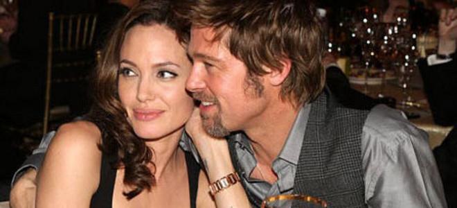 Μπραντ Πιτ: Θα την παντρευτώ Αντζελίνα, θα «το πάρω» το κορίτσι