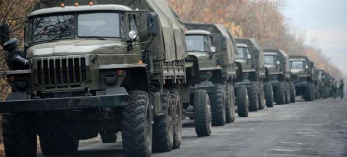 Ουκρανια,Αιφνιδιαστικη,Συμφωνια,Εκεχειρια,Δεκεμβριου,Καταπαυση