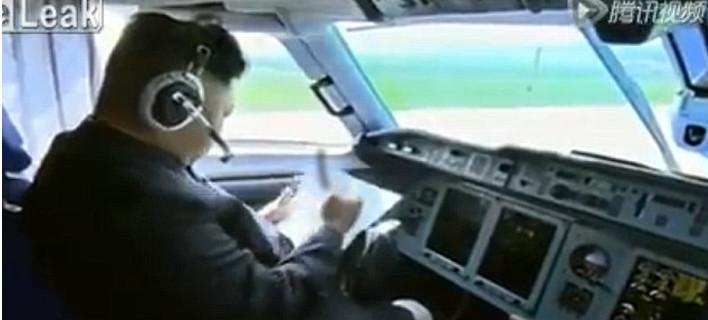 Πετάει-πετάει ο Κιμ Γιονγκ Ουν [εικόνες & βίντεο]