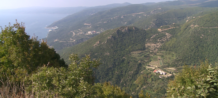 Μεταλλεία, ελιές, μοναστήρια: Γνωρίζοντας την περιβαλλοντολογική ιστορία της Χαλκιδικής
