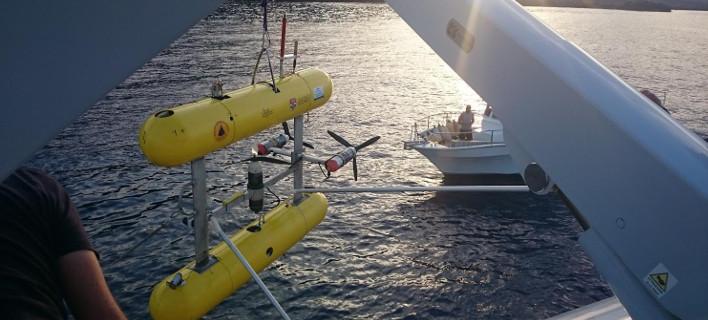 Yπάρχει δεύτερο ναυάγιο γεμάτο αμφορείς στο βυθό δίπλα  στο Ναυάγιο των Αντικυθήρων; [εικόνες]