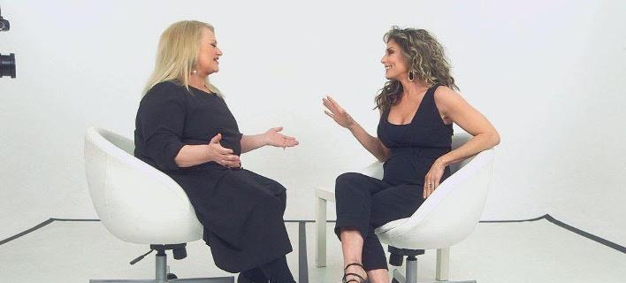 Η Αση Μπήλιου σ΄ένα προφητικό «RealtaLK» περί αστέρων... και ζωής με την Κατερίνα Λάσπα αποκλειστικά στο NovalifεHD [βίντεο]