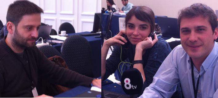 Ισπανοί δημοσιογράφοι περιγράφουν στο iefimerida τη διαφορά ΣΥΡΙΖΑ-Podemos