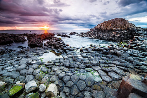 παραλία στην Ιρλανδία