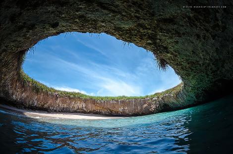 κρυμμένος παράδεισος στο Μεξικό