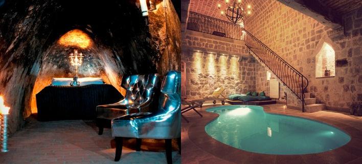 Υπόγεια γοητεία -Τα καλύτερα ξενοδοχεία κάτω από τη γη [εικόνες]