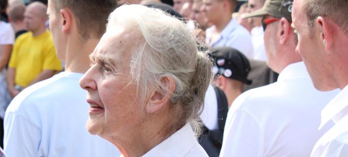 Γερμανία: Καταδικάστηκε σε φυλάκιση 87χρονη αρνήτρια του Ολοκαυτώματος
