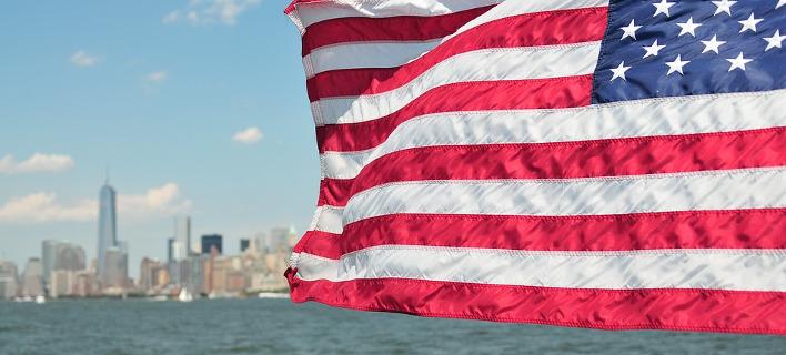 Σημαία ΗΠΑ /Φωτογραφία pixabay