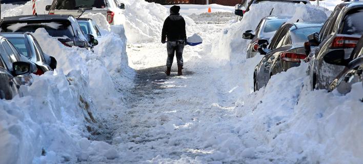Πολικές θερμοκρασίες στις ΗΠΑ, Φωτογραφία: AP