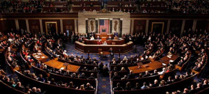 ΗΠΑ: Η Βουλή ενέκρινε νομοσχέδιο για προσωρινή χρηματοδότηση του κράτους