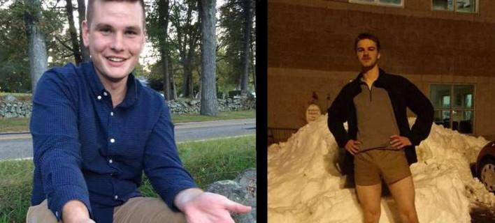 Φωτογραφία: Facebook/ Στην φωτογραφία απεικονίζονται τα δύο θύματα της επίθεσης.