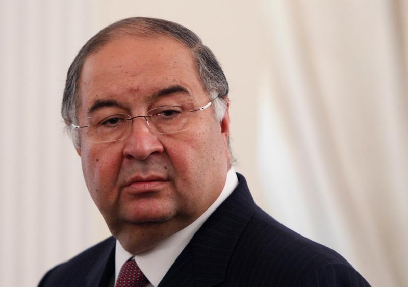 Ο Ρώσος δισεκατομμυριούχος, Άλιστερ Ουσμάνοφ