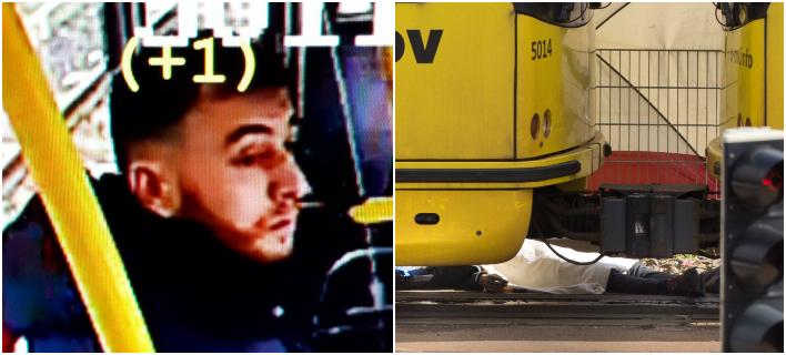 Ο φερόμενος ως δράστης της επίθεσης στην Ουτρέχτη με 3 νεκρούς και 5 τραυματίες -Φωτογραφίες: AP
