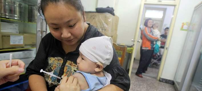 Οργή στην Κίνα για τα ακατάλληλα εμβόλια για παιδιά -Ζητούν να συλληφθούν οι υπεύθυνοι