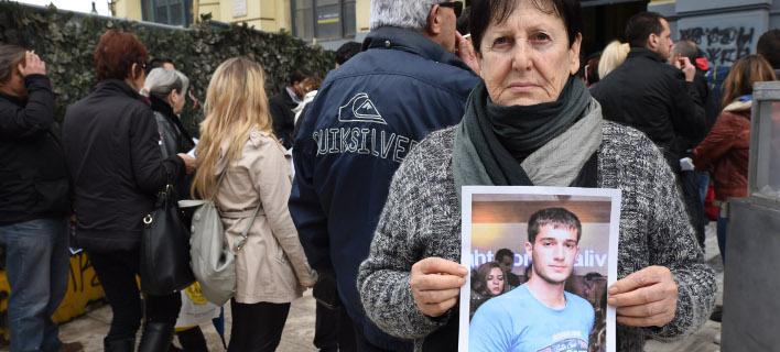 Στιγμιότυπο από τις αναζητήσεις του αδικοχαμένου Βαγγέλη / Φωτογραφία: EUROKINISSI