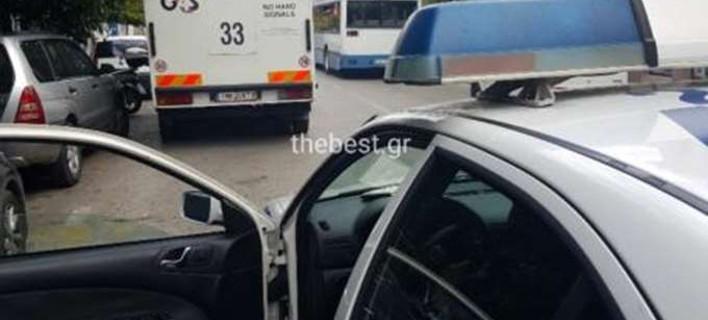 Απίστευτο: Εξερράγη βαλίτσα μεταφοράς χρημάτων στην Πάτρα -Τραυματίστηκε σεκιούριτι
