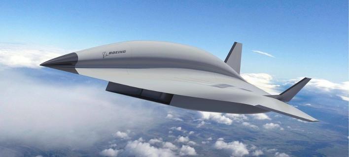 Εικόνα: Facebook/The Boeing Company