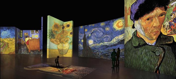 Van Gogh Alive - The Experience, Η διάρκεια της ξενάγησης είναι 30 λεπτά