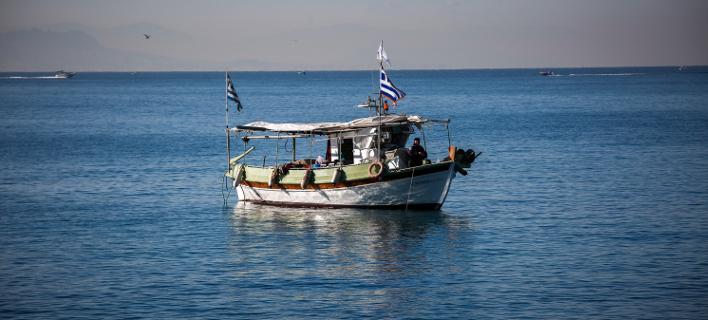 Φωτογραφία: Eurokinissi/ Νεκρός 56χρονος στην Κρήτη- Εντοπίστηκε 200 μέτρα μακριά από το σκάφος του
