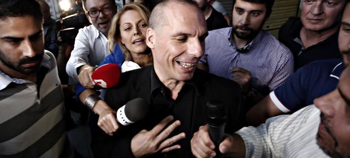 Βρέθηκε το ηχητικό - Ο Βαρουφάκης μιλάει για δραχμή και χακάρισμα ΑΦΜ