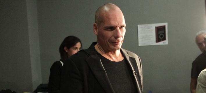 Ο Γιάνης Βαρουφάκης (Φωτογραφία: EUROKINISSI/ ΧΡΗΣΤΟΣ ΜΠΟΝΗΣ)