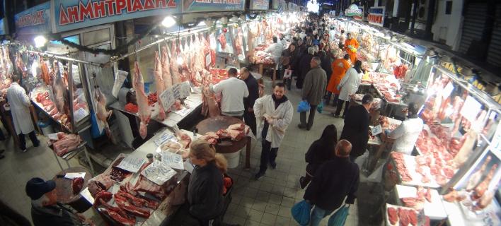 Εντείνονται οι έλεγχοι στην αγορά από την Περιφέρεια Αττικής ενόψει των εορτών, Φωτογραφία: Eurokinissi