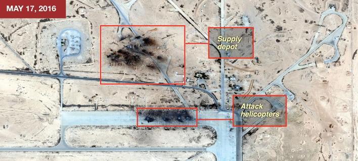 Ισχυρό πλήγμα του ISIS σε αεροπορική βάση της Ρωσίας στη Συρία -Εκτός της περιοχής που ελέγχει