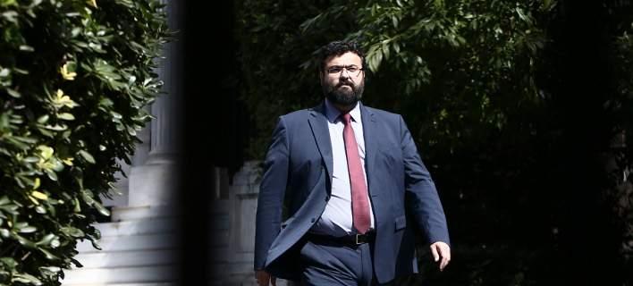Ο Γιώργος Βασιλειάδης /Φωτογραφία: Εurokinissi