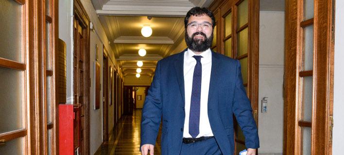 Ο Γιώργος Βασιλειάδης/ Φωτογραφία intime news