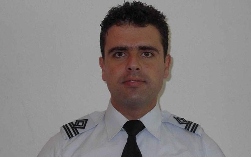 Ο επισμηναγός Νίκος Βασιλείου εντοπίσθηκε νεκρός στην περιοχή πτώσης του αεροσκάφους