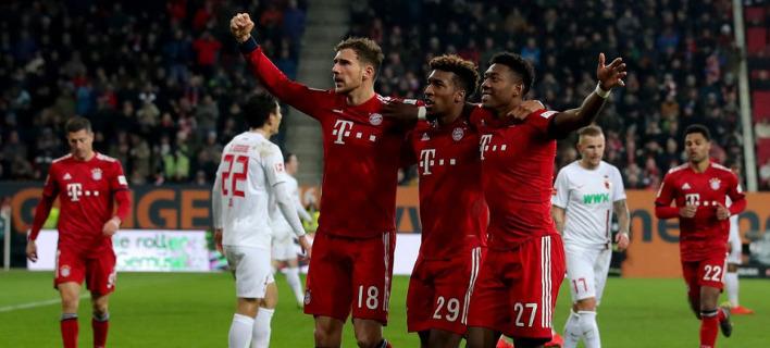 Φωτογραφία: Bundesliga/Twitter
