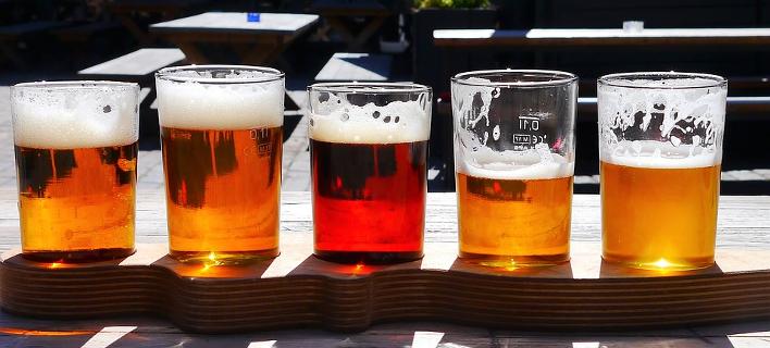 Μπύρες για όλα τα γούστα στη Ζυθογνωσία/Φωτογραφία: Pixabay
