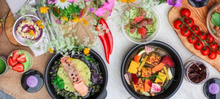 Πιάτα με λαχανικά /Φωτογραφία: unsplash/Sara Dubler