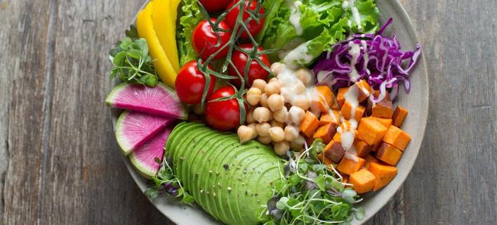 Ενα πιάτο λαχανικά, Φωτογραφία: Unsplash