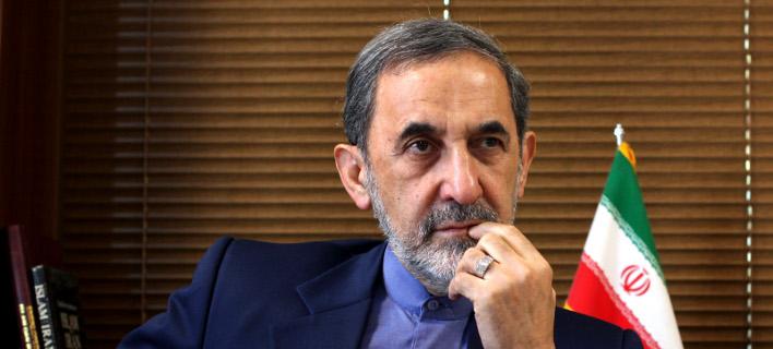 Αλί Ακμπάρ Βελαγιατί- Σύμβουλος του ανώτατου ηγέτη/Φωτογραφία: AP