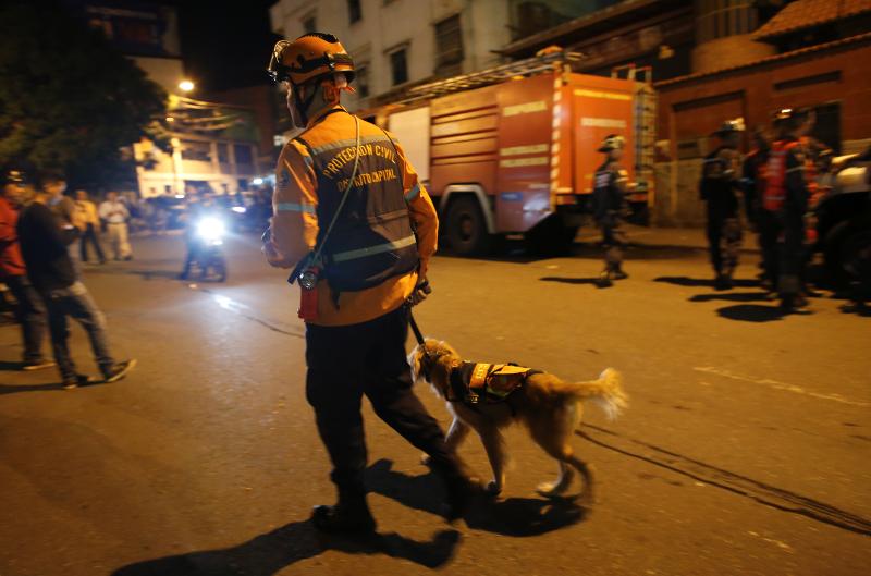 Μια ισχυρή σεισμική δόνηση, εκτιμώμενου μεγέθους από 6,3 ως 7,3 βαθμούς, σημειώθηκε το απόγευμα της Τρίτης στη Βενεζουέλα.