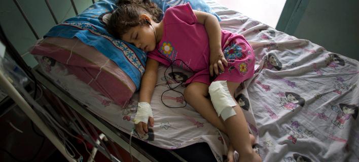 «Παιδιά ενός κατώτερου θεού» λιμοκτονούν στη Βενεζουέλα του Μαδούρο -Ρεπορτάζ-σοκ του Γαλλικού Πρακτορείου