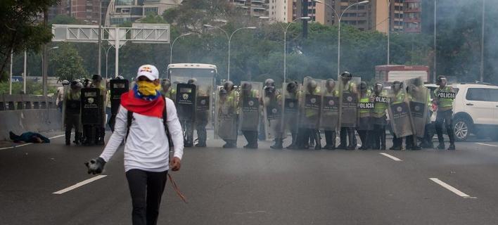 (ΑΠΕ/ EPA/ Miguel Gutiérrez)