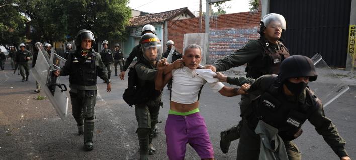 Κρίση στην Βενεζουέλα/ Φωτογραφία: AP