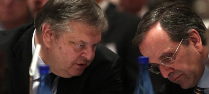 NΔ-ΠΑΣΟΚ σφάζονται γιατί η Τρόικα δεν επιστρέφει