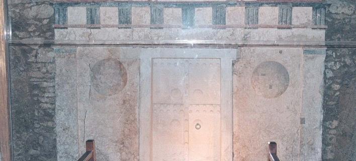 Επανεξετάζονται τα οστά των βασιλικών τάφων της Βεργίνας/ Φωτογραφία: ΑΠΕ