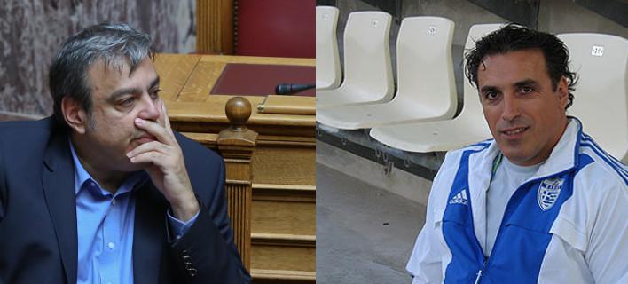 Ο Βερναρδάκης αποκάλεσε τον πρόεδρο του Συλλόγου Ολυμπιονικών με Αναπηρία «φασιστάκι της πλάκας»